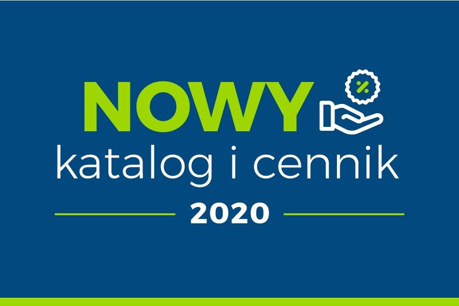 Nowy katalog i cennik na 2020