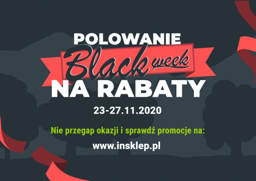 Polowanie na rabaty w Black Week!